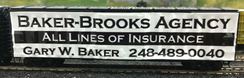 Baker brooks agency