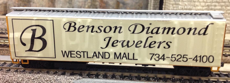 Benson Diamond