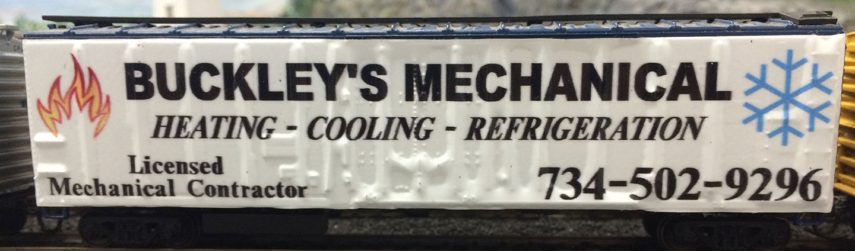 Buckley's Mechanical