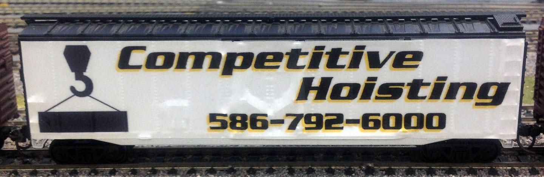 Competive Hosting