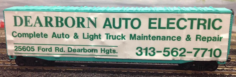 Dearborn auto Electirc