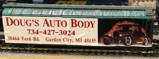 Dougs Auto Body