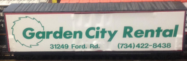 Garden city Rental
