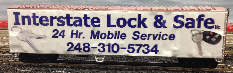 Interstate Lock & safe