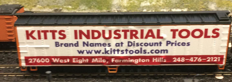 Kitts Industrial tools
