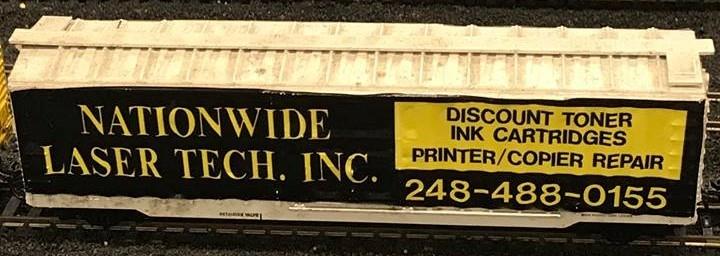 Nationwide Laser Tech Inc