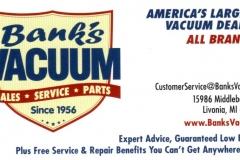 Banks Vacuum