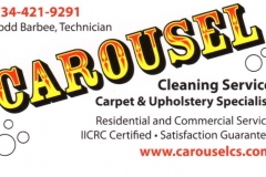 Carousel Cleaning Service