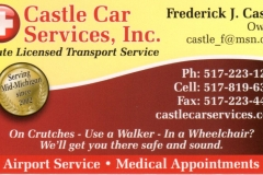 Castle Car Services Inc.