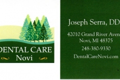 Dental Care of Novi