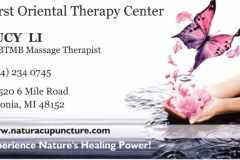 First Oriental Therapy Center