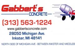 Gabbert's Concrete