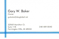 Baker- Brooks Agency