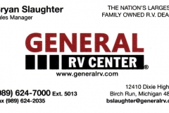 General RV Birch Run
